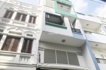 Nhà 2MT Tân Hàng, 3.9 x 17.5m, 1 trệt 1 lửng 3 lầu ST, P10 - Q5