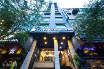 Cho thuê tòa nhà mặt tiền Trần Hưng Đạo, quận 1. DTSD trên 800m2 chỉ 180tr, hầm 7 tầng
