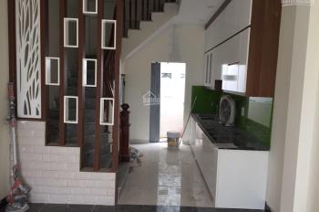 Bán nhà mới 4T Thượng Thanh - Long biên, ok tô cách 50m, DT 35m2, sổ đẹp