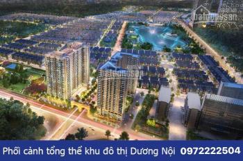 Anland 3(Lakeview) Nam Cường -Sở hữu căn hộ chỉ từ 1 tỷ 4 tại KDT Dương Nội - Liên hệ 0972222504