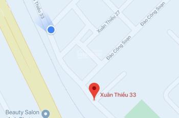 Bán đất 2 MT đường 7.5m Trịnh Khắc Lập và Xuân Thiều