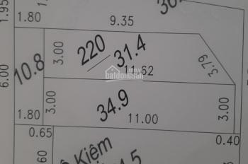 Bán đất ô tô đỗ nhà DT 68 m2 giá 1.150 tỷ tại Thanh Lãm, Hà Đông, Hà Nội, LH 0981 782 567 Ms Dung