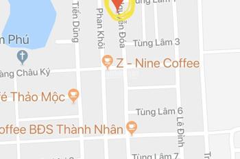 Bán đất đường Nguyễn Đóa đường 7.5m hướng Đông lô đầu đường, Hòa Xuân, Cẩm Lệ, Đà Nẵng: 0935666742
