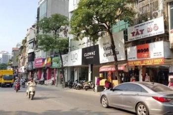 Bán nhà mặt phố Ba Đình chỉ 5 tỷ 6 kinh doanh 300tr/ năm, 50m2