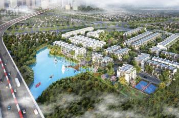 Bán nền đất KDC Moon Lake - Đường Tỉnh Lộ 44A - TT Long Điền - Sổ hồng 2019- giá 1,35 tỷ