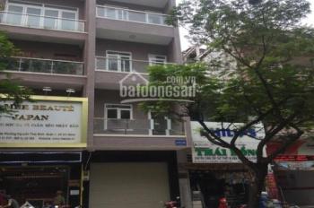 Bán nhà tiện xây building VP đối diện Bitexco, P Nguyễn Thái Bình, Q 1. DT: 8 x 18m