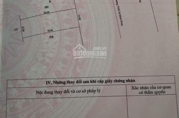 Bán rẻ lại lô đất mặt tiền đường Nguyễn Văn Linh (TTHC huyện Chơn Thành) giá đầu tư