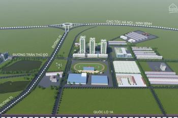 IEC Tứ Hiệp - Thanh Trì: Giá nhà xã hội, quần thể - chất lượng cao cấp đầu tiên tại Hà Nội