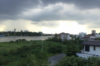Biệt thự Nguyễn Văn Hưởng, Thảo Điền, Quận 2 view sông, DT: 15 x 20m, giá 39 tỷ TL: 0933834052