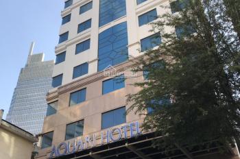 Tòa nhà văn phòng vị trí vàng Nguyễn Văn Thủ, Phường Đa Kao, Quận 1. DT: 8x20m, trệt, 6 lầu