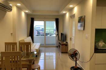 Cho thuê căn hộ mới, đầy đủ nội thất, đồ dùng tại xa lộ Hà nội