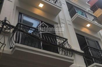 Bán nhà đẹp như hình ngõ 200 Nguyễn Sơn, Bồ Đề 46m2x5 tầng ngõ 3,5m ô tô để trong nhà, giá 4,95 tỷ