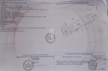 Cần bán đất Phước Hòa Phú Giáo, MT đường ĐT 750. DT 50*210m tổng 10500m2