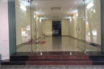 Nhà phố Vũ Phạm Hàm 148m2 6 tầng thang máy chính chủ