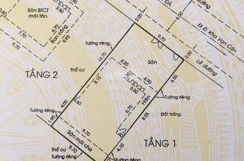 Biệt thự quá đẹp HXH 5m gần GigaMall Đường số 27 , Hiệp Bình Chánh, Thủ Đức,CN:200m2-2 tầng* 12 tỷ