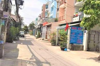 Bán nhà cấp 4 hẻm 8m đường Tây Thạnh, Tân Phú. DT 5m x 24m nở hậu 8m - Sổ chính chủ! Giá 8.2 tỷ