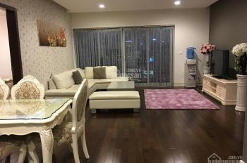 Cho thuê chung cư cao cấp Golden Palace, Mễ Trì, 141m2, 4PN, đầy đủ nội thất đẹp, nhà như mới