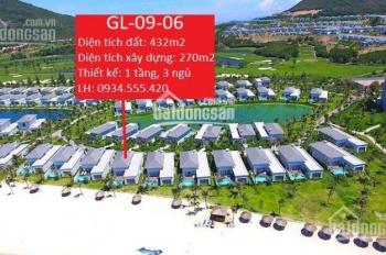 Tôi Tuấn - Chính chủ bán cắt lỗ 2 tỷ biệt thự Vinpearl Phú Quốc sát biển - 0934555420