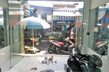 Cho thuê nhà chợ Ông Hoàng, P9, Tân Bình, DT: 3.7m x 12m chỉ 16 triệu/tháng, tiện kinh doanh hoặc ở