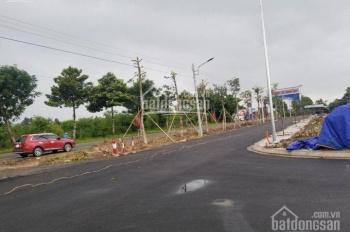 Kẹt tiền cần bán gấp lô đất thổ cư, ngay cổng chào Long Điền, MT Quốc Lộ 55, chỉ 14 tr/m2