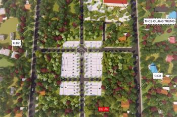 Còn 2 lô Đất nền TT Cam Đức Cam Lâm, đất ở đô thị, hạ tầng bài bản, lk chợ, trường học Quang Trung
