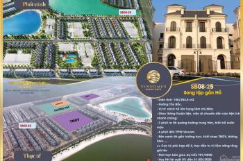 Mở bán căn Sao Biển 08-25 siêu hot gần hồ Ngọc Trai 24.5ha anh chị nhanh tay sở hữu