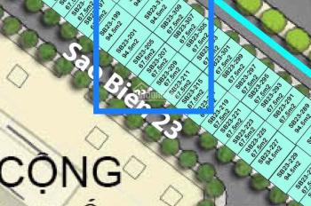 Tôi cần bán căn shophouse SB23 gần biển hồ nước mặn 6.1ha