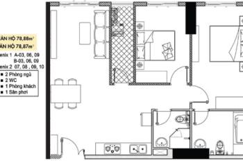 Chính chủ cần bán căn hộ Topaz Elite quận 8, Block Phoenix 1, mã căn P1B24 - 09. Liên hệ 0947246273