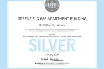 Căn hộ Greenfield 686 Xô Viết Nghệ Tĩnh và Thanh Đa View hỗ trợ xem nhà trực tiếp 0902529032