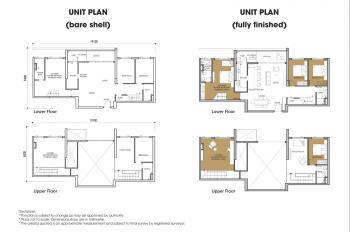 Cần chuyển nhượng gấp trước tết căn duplex Vista Verde, bán lỗ 150 triệu so với giá thị trường