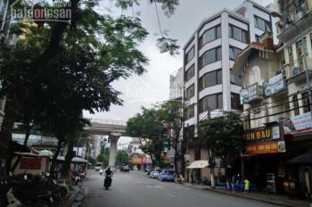 Chủ nhà cho thuê nhà mặt phố 66 Hoàng Cầu, nhà 3 tầng 1 tum, diện tích 100m2/sàn, mặt tiền 6.5m