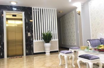 Bán nhà ngõ 4 Kim Đồng 2 mặt phố Kim Đồng - Giáp Bát 55m2, 6T thang máy KD siêu đỉnh, giá 11,6 tỷ