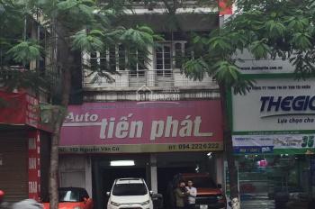 Hot, kinh doanh đỉnh, bán nhà mặt phố Nguyễn Văn Cừ, 140m2 x 4T, MT 6.6m. Giá 19.8 tỷ