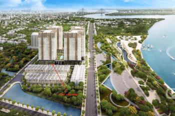 Bán shophouse Q7 Riverside, chỉ thanh toán 2.25 tỷ, DT 74.25m2