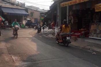 Bán nhà mặt tiền đường số 4, Linh Xuân, ngay chợ Êm Đềm, nhà 1 trệt lửng, 2 phòng