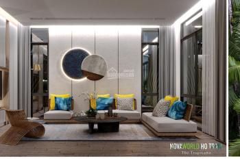 Biệt thự NovaWorld Hồ Tràm - Mở bán giai đoạn 1 khu Tropicana giá từ 5.3 tỷ/căn villa