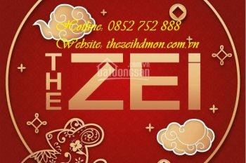 The Zei: Tặng 300 triệu, chiết khấu lên tới 7% hỗ trợ lãi suất 0%/18 tháng. LH: 0898 878 409