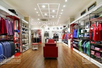 Cho thuê cửa hàng mặt phố Phạm Ngọc Thạch: 30m + gác lửng 20m, MT 4.5m, riêng biệt, nhà mới