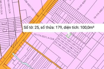 Cần bán lô đất 100m2 có 76m thổ cư đường xe hơi xã đại phước LH: 0988880987