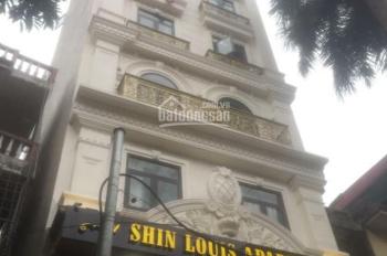 Bán nhà mặt phố Kim Ngưu, 7T, có thang máy, mặt tiền 6m, hàng hiếm, kinh doanh, cho thuê đều được