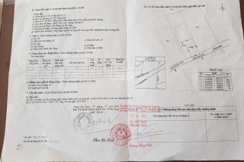 Bán đất mặt tiền hẻm 58 Nguyễn Gia Thiều Phường 12
