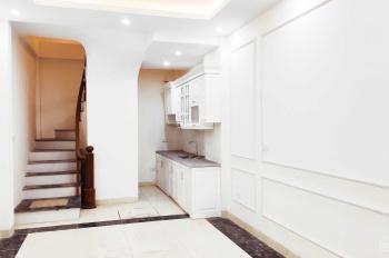 Chính chủ bán nhà 5 tầng xây mới ngõ thông 3 đường lớn, tiềm năng tăng giá, phù hợp cho gia đình trẻ