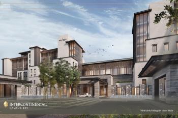 Khu nghỉ dưỡng cao cấp Intercontinental Hạ Long Bay - thách thức giới hạn của sự sang trọng
