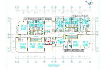 Bán sàn thương mại gelexia 885 Tam Trinh, dt 62-155m2, sổ đỏ lâu dài, giá từ 17 tr/m2 Lh 0962147575