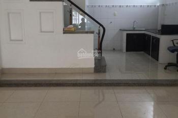 Bán nhà ở Nơ Trang Long chưa qua đầu tư, P13, Bình Thạnh, DT: 5,5x12m (64m2-1T1L) giá 5.6 tỷ