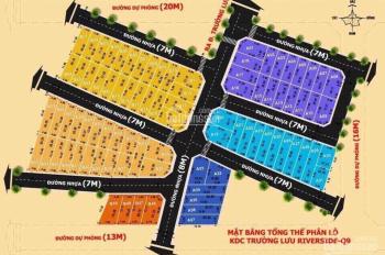 Bán Đất dự án Trường Lưu RIVERSIDE đường số 1 Nguyễn Duy Trinh p. Long Trường Quận 9 TPHCM