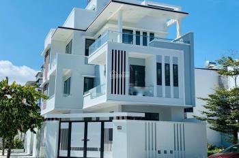 Cho thuê nhà mới xây không nội thất 2 mặt tiền đường khu đô thị mới Phước Long