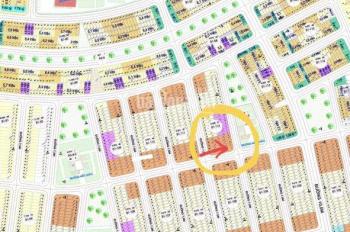 Bán lô góc đường La Hối và đường Thanh Lương 9 đối diện công viên, 178m2, Hòa Xuân: 0935666742