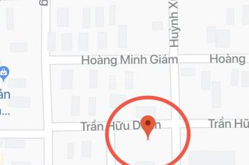 Bán đất đường Trần Hữu Duẩn lô kẹp cống xác đường Huỳnh Xuân Nhị, giá rẻ, Hòa Xuân: 0935666742