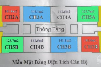 Chính chủ bán căn chung cư CT4 Vimeco, Nguyễn Chánh  DT 123 - 148m2. Giá Rẻ CC: 0983 262 899